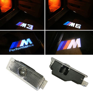 Car Door Welcome Logo Projector For BMW and BMW M Series
