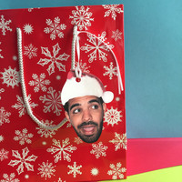 Drake Holiday Gift Tags