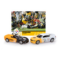 Upper Deck Pittsburgh Steelers Charger Corvette Card Set - Pittsburgh Steelers One Size