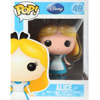 Disney Pop! Alice In Wonderland Vinyl Figure