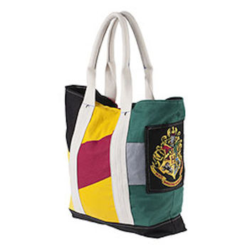Universal Studios Wizarding World of Harry Potter Hogwarts Tote Bag New with Tags