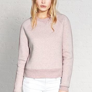 Rag & Bone - Langford Sweatshirt, Antique Rose
