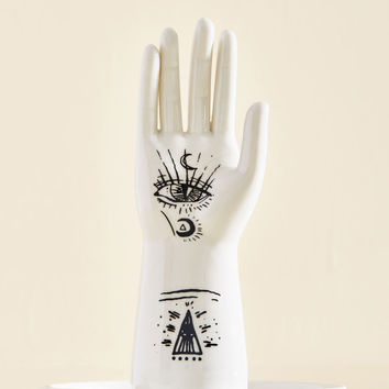 Bold Hand, Warm Heart Jewelry Stand | Mod Retro Vintage Decor Accessories | ModCloth.com