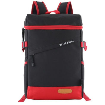 Unisex Oxford Sports Backpack Laptop College Daypack Travel Bookbag