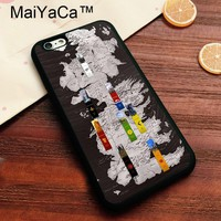 MaiYaCa Game of Throne Map Soft TPU Skin for Apple iPhone 7 Cover Coque Case for Apple 7 Printed Cover for iPhone7 Case