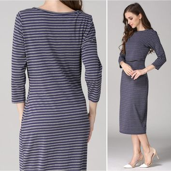 Moms Party maternity dresses pregnancy clothes for Pregnant Women nursing and Breastfeeding