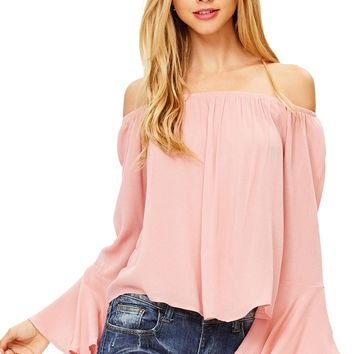 Abby Off Shoulder Blouse