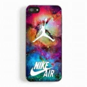 Galaxy Nike Jordan for iphone 5 and 5c case