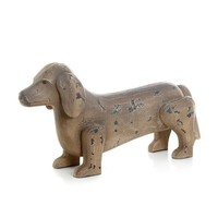 Maple Antique Dachshund