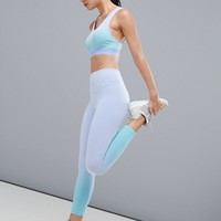 South Beach Ombre Seamless Leggings at asos.com