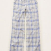 Aerie Wide Leg Sleep Pant , Silver Shadow | Aerie for American Eagle