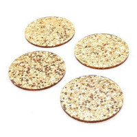 Kate Spade Happy Hour Glitter Coaster Set | Waiting On Martha