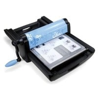 Sizzix 656250 Big Shot Pro Cutting/Embossing Machine with Standard Accessories, Periwinkle