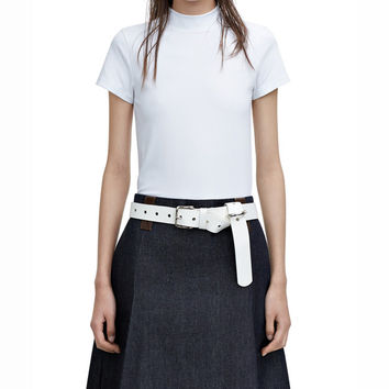 Acne Studios Neona Fitted White T-Shirt