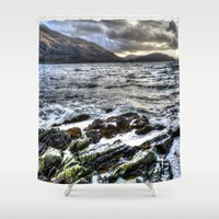 Before the storm Shower Curtain by Haroulita | Society6