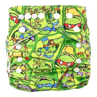 Pocket Diaper AnAnBaby Baby Washable Reusable Diapers BTP Wrap Diapers Cover Pocket Modern Cloth Diapers Nappies