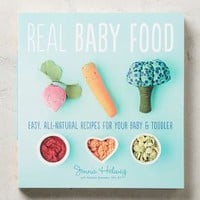 Real Baby Food by Anthropologie in Sky Size: One Size Books