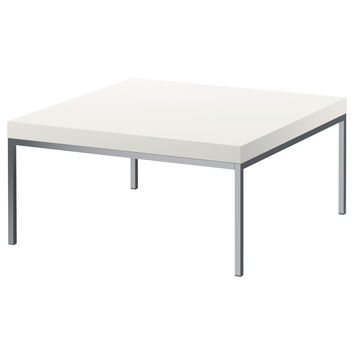KLUBBO Coffee table - white - IKEA