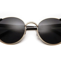 Anna Rounded Cat Eye Sunglasses