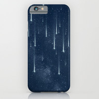 Wishing Stars iPhone & iPod Case by Paula Belle Flores