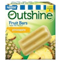 Outshine Pineapple Fruit Bar 6 ct