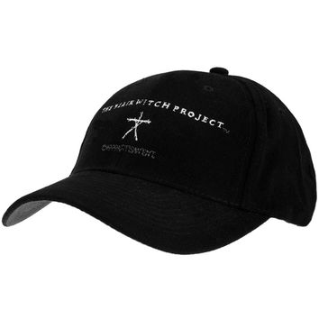 Blair Witch Project - Black Twill Baseball Cap