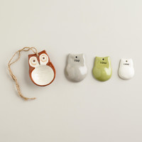 Owl Measuring Spoons - World Market