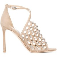 Jimmy Choo 'donnie' Sandals - Apropos The Concept Store - Farfetch.com