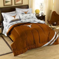 Texas Longhorns Bed in a Bag - Full Size
