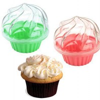 cupcake to go travel container