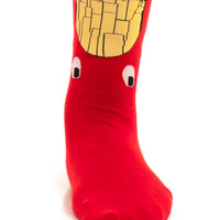 Fry Guy Socks