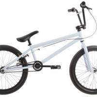 Grenade Launch Mens BMX Bike White 20""