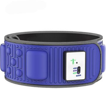 Electric Abdominal Belly Slimming Fitness Burner Massage Belt