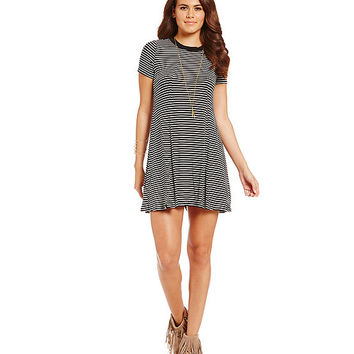 BCBGENERATION Trapeze Dress | Dillards