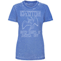 Led Zeppelin Graphic T-Shirt- Juniors - JCPenney