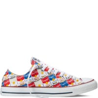 Chuck Taylor All Star Andy Warhol