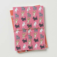 Anthropologie - Saddle Stitch Journal Set