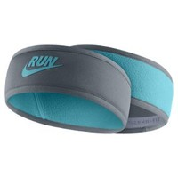 Nike Therma-FIT Reversible Running Headband - Dark Armory Blue