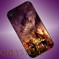 Supernatural Painting Art - Photo Print for iPhone 4/4s, iPhone 5/5C, Samsung S3 i9300, Samsung S4 i9500 Hard Case