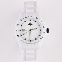Lrg Latitude Watch White One Size For Men 21068115001