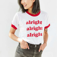 Camp Collective X UO Alright Ringer Tee - Urban Outfitters