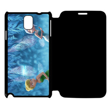 Tingkerbell Wings Samsung Galaxy Note 4 Flip Case Cover