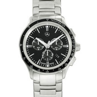 Men's business chronograph watch
