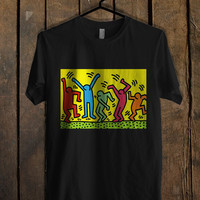 Keith Haring Pop Art T Shirt.jpg