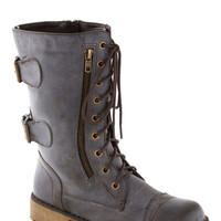 Play a Packed House Boot | Mod Retro Vintage Boots | ModCloth.com
