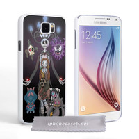 ghost pokemon jack and sally nightmare before christmas  stw  for iPhone case and Samsung galaxy case