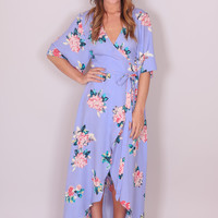 Love Spell Floral Dress