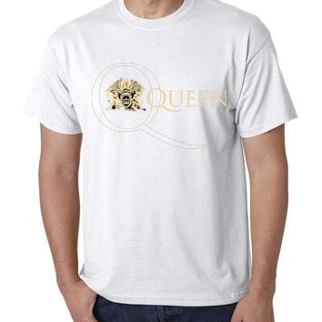 The best Seller Queen Band Logo   #RosTheRos TShirt Mens and T Shirt Girls edition