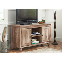 "Walmart: Better Homes and Gardens Crossmill Weathered Collection TV Stand for TVs up to 65"", Lintel Oak"