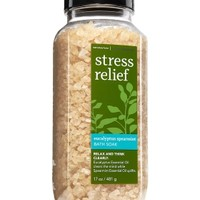 Stress Relief - Eucalyptus Spearmint Bath Soak   - Aromatherapy - Bath & Body Works